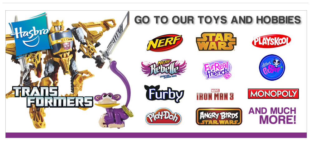 Go to our HASBRO (New window)